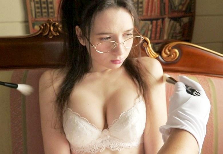 TOKYODOLL 白人美少女のグラビア Anna.C