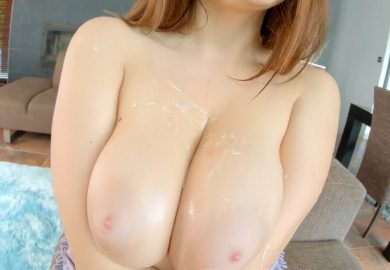 Marina Visconti - Prime Cups 18 Year old with Huge Natural Breasts Gets Titty Fucked
